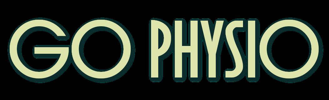 Go Physio header image